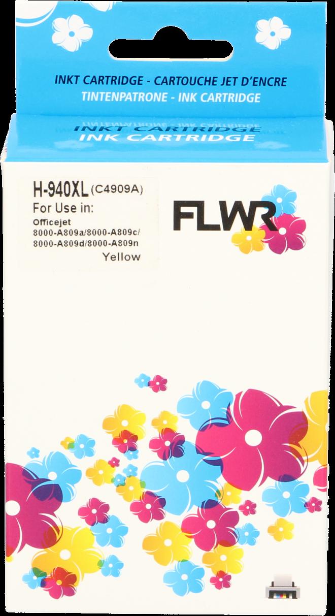 FLWR HP 940XL geel