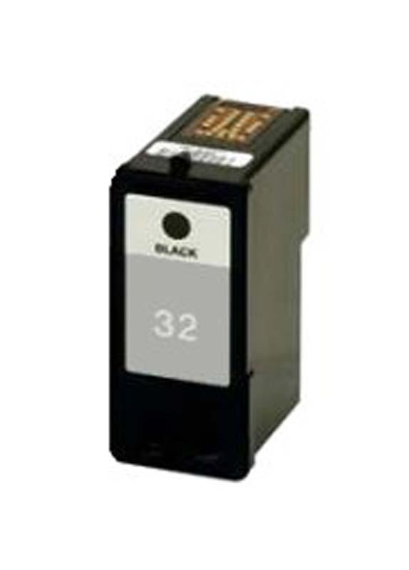 Huismerk Lexmark 32 zwart