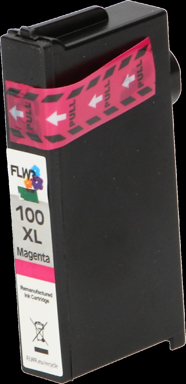 FLWR Lexmark 100XL magenta