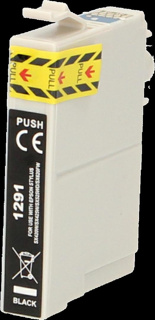 FLWR Epson T1295 Multipack zwart en kleur