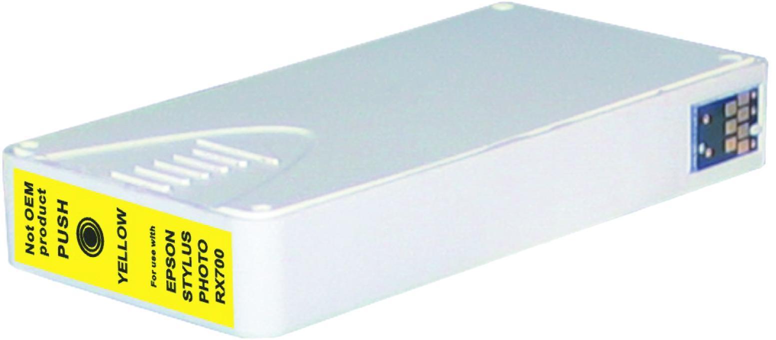 Huismerk Epson T5594 geel