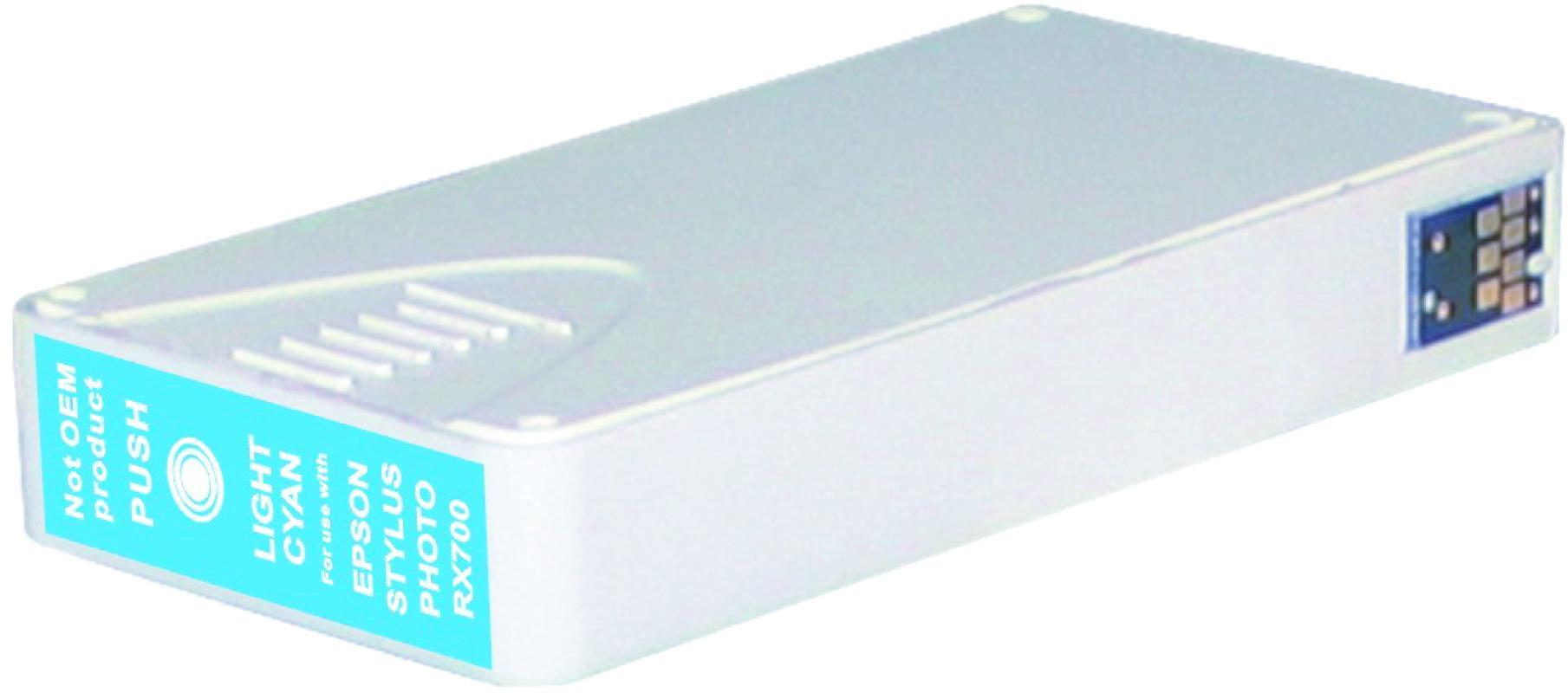 Epson T5595 licht cyaan
