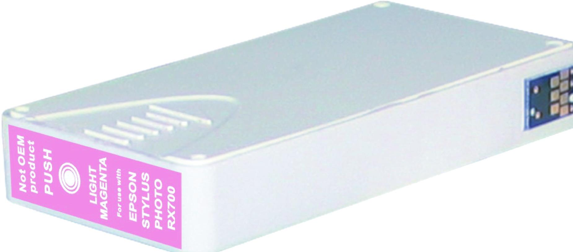 Huismerk Epson T5596 licht magenta