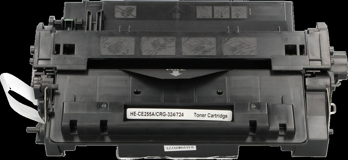 FLWR HP 55A zwart