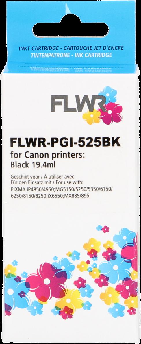 FLWR Canon PGI-525BK zwart