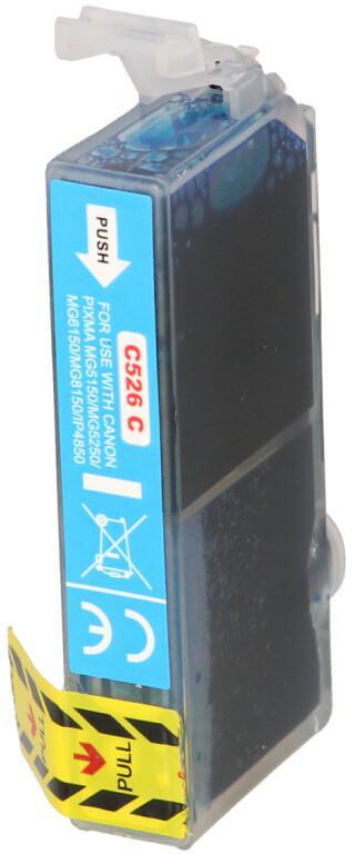 FLWR Canon CLI-526C cyaan