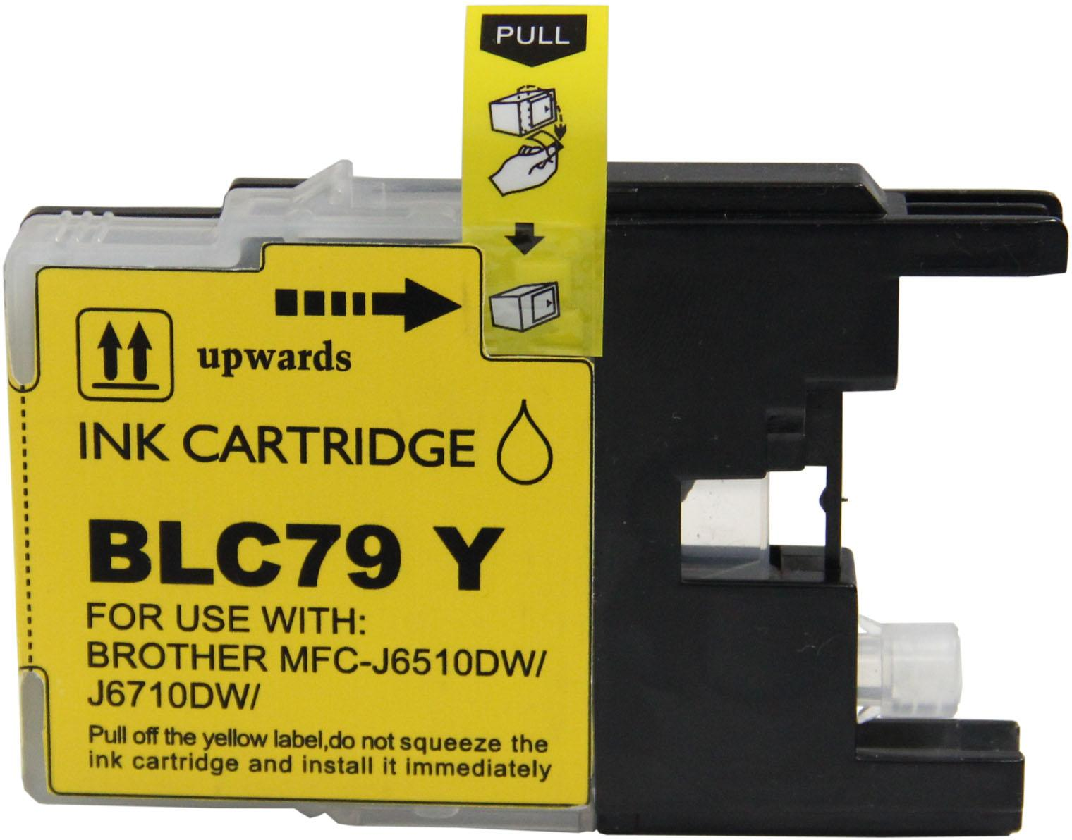 Brother LC-1280XL geel