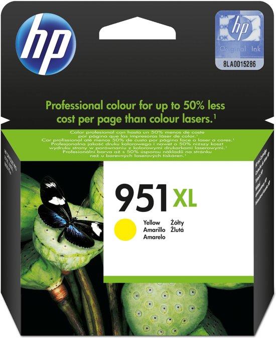 HP 951XL geel