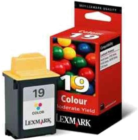 Lexmark 19 kleur