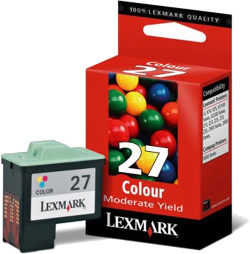 Lexmark 27 kleur