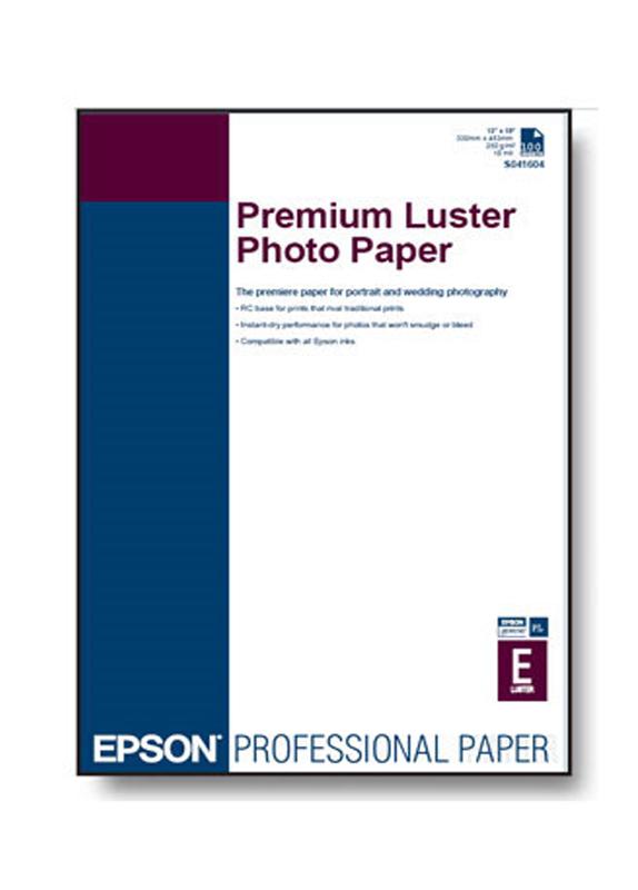 Epson Premium luster photo paper 250g/m2 A2
