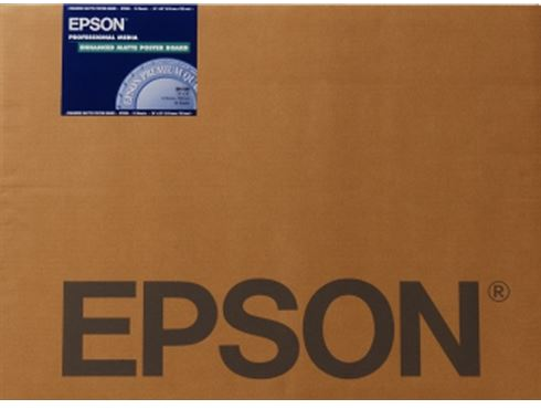 Epson Enhanced matte posterboard paper 850g/m2 A2