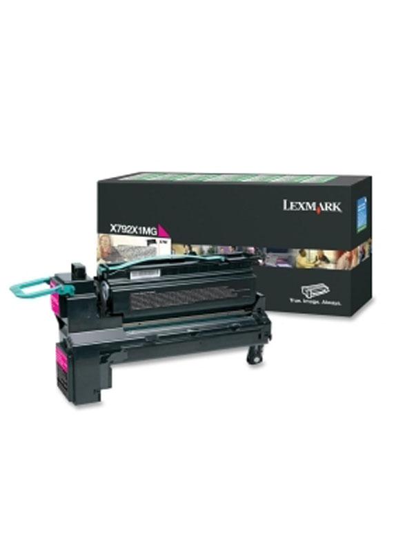 Lexmark X792 HC magenta