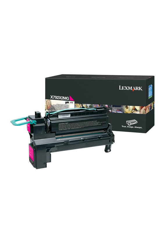 Lexmark X792 magenta
