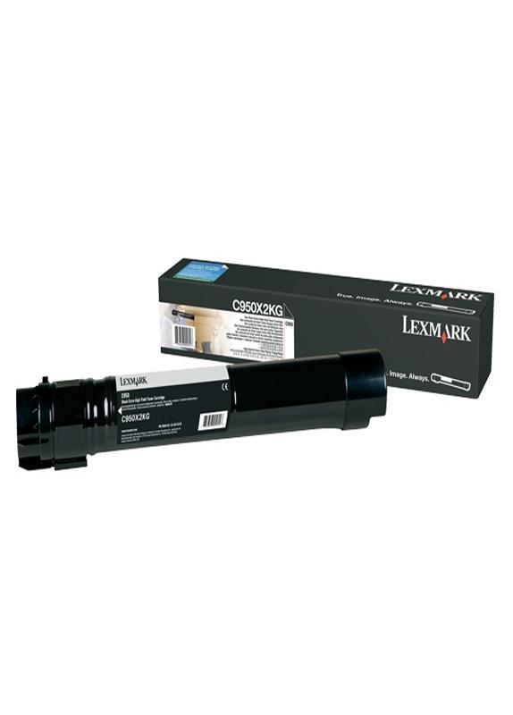 Lexmark C950 HC zwart