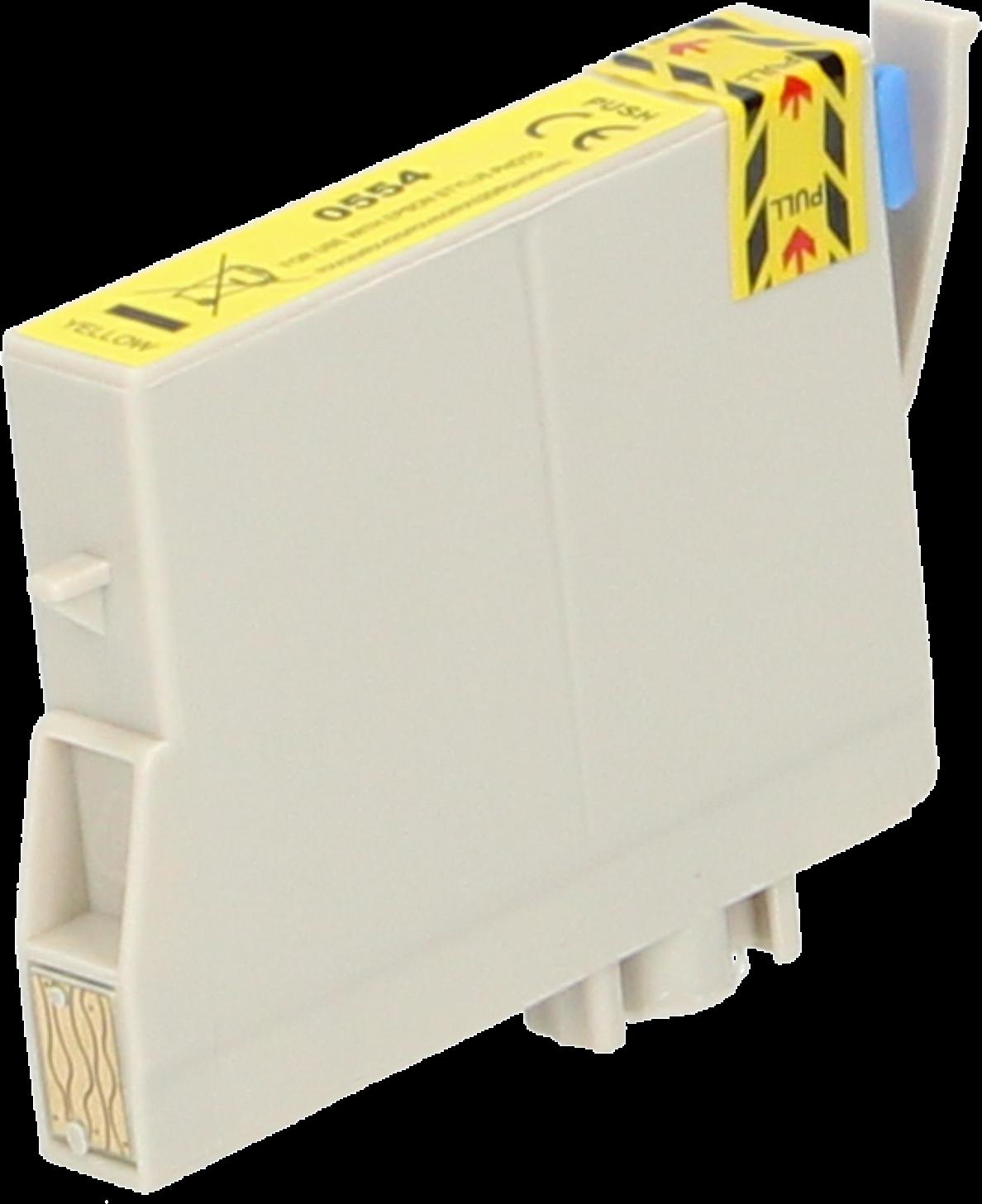 FLWR Epson T0554 geel
