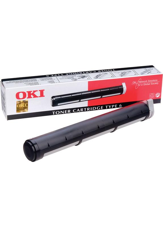 Oki Type 6 zwart