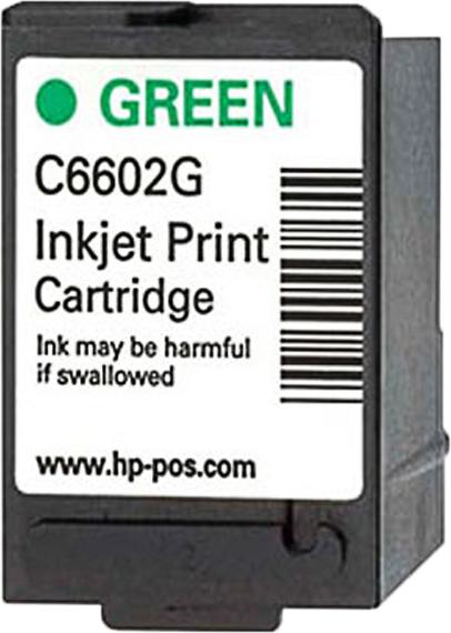 HP TIJ 1 0 groen