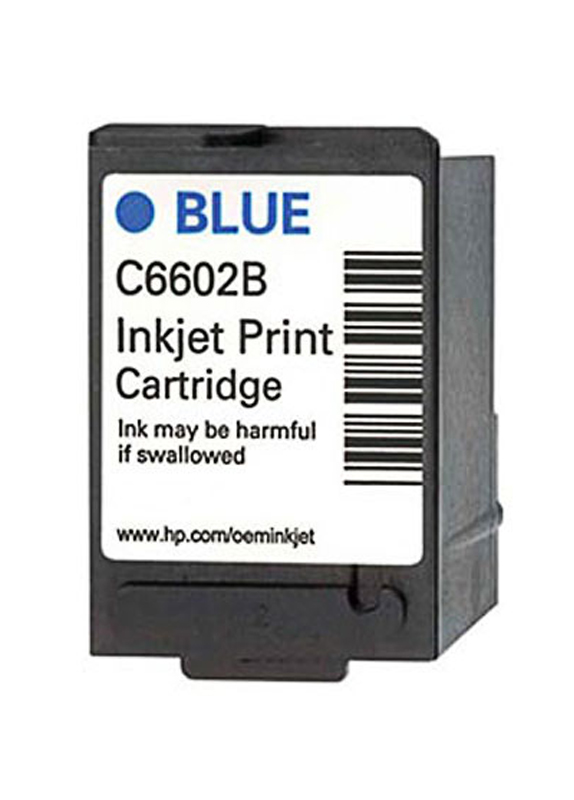 HP TIJ 1 0 blauw