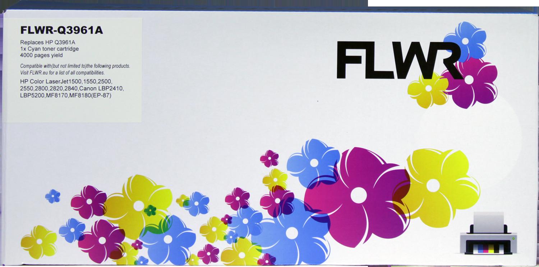 FLWR HP 122A cyaan