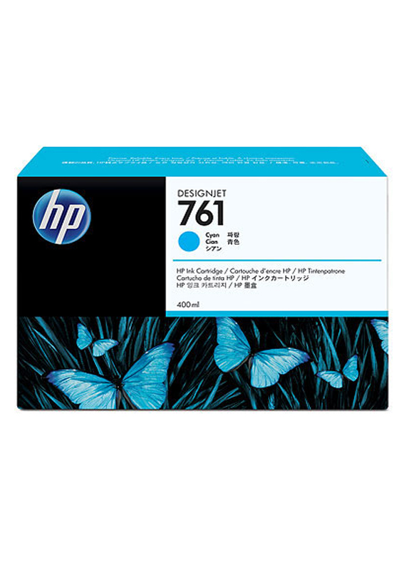 HP 761 cyaan