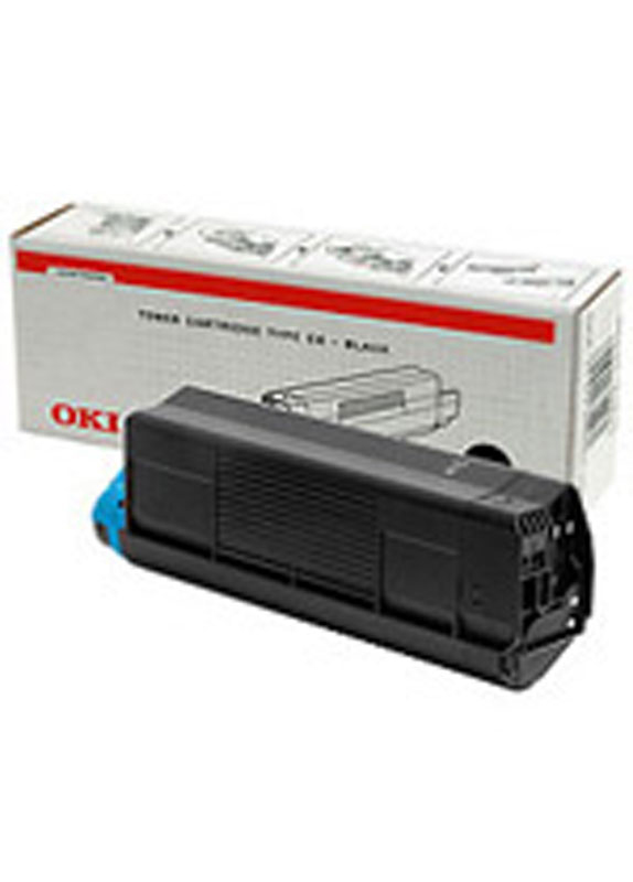 Oki 09004169 Toner HC zwart