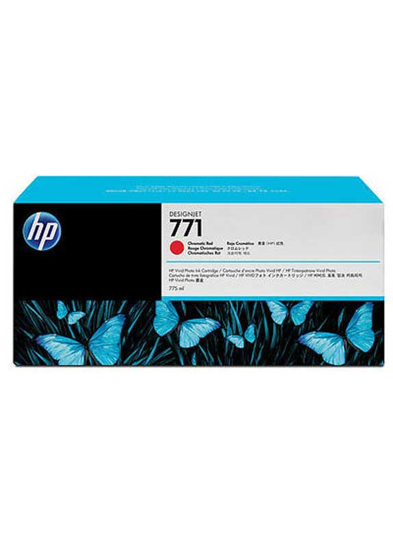 HP 771 3-pack rood