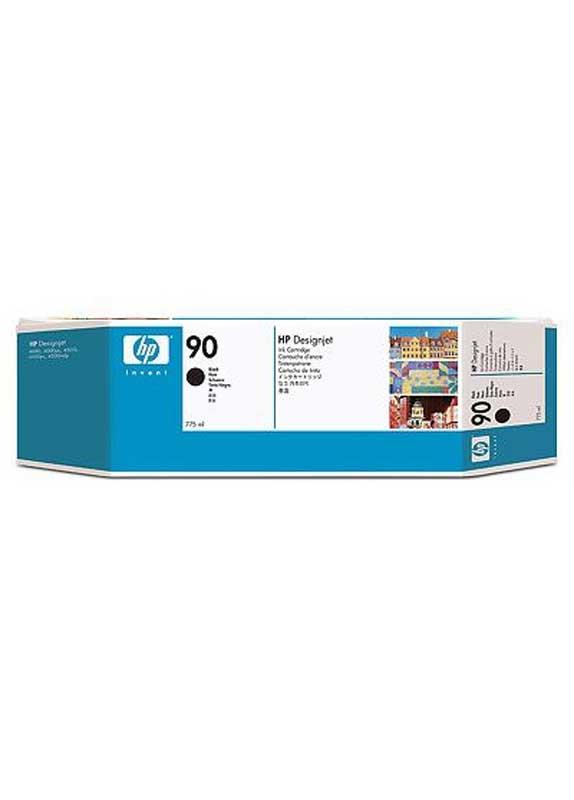 HP 90 3-pack zwart