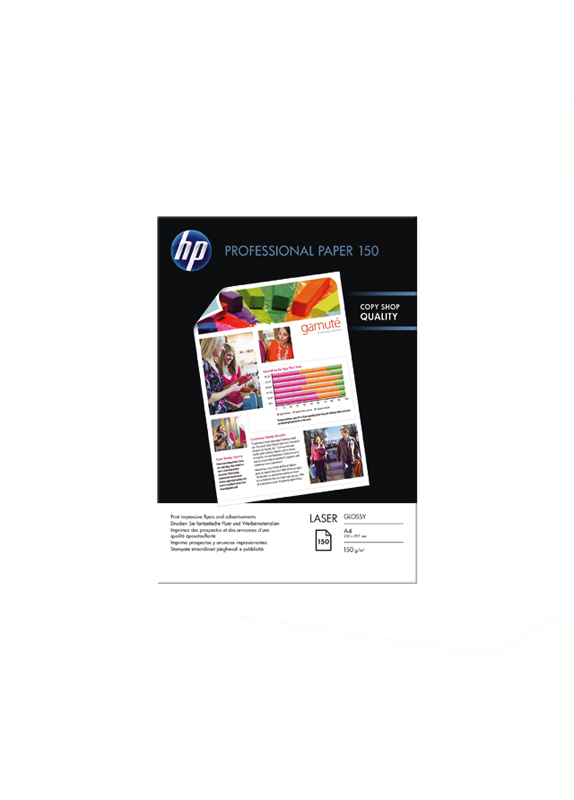HP Professional glossy paper laser 150g/m2 A4