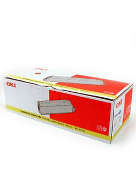 Oki 41515209 Toner geel