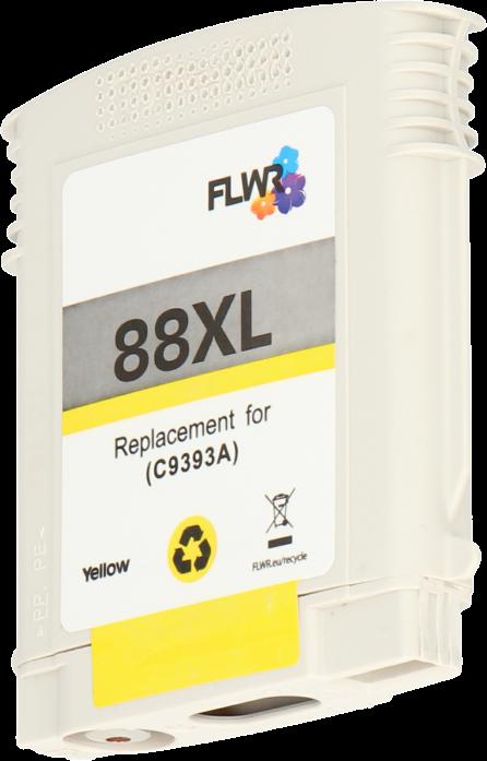 FLWR HP 88 XL geel