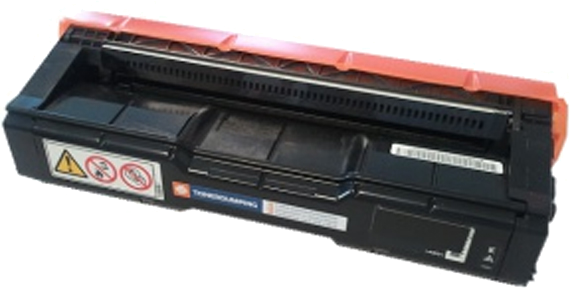Huismerk Kyocera Mita TK-150 zwart