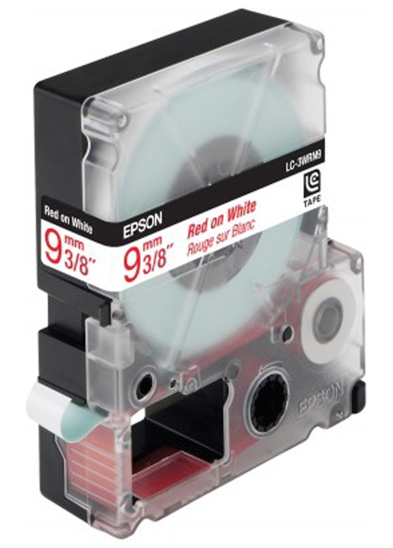 Epson LC-3WRN9 rood