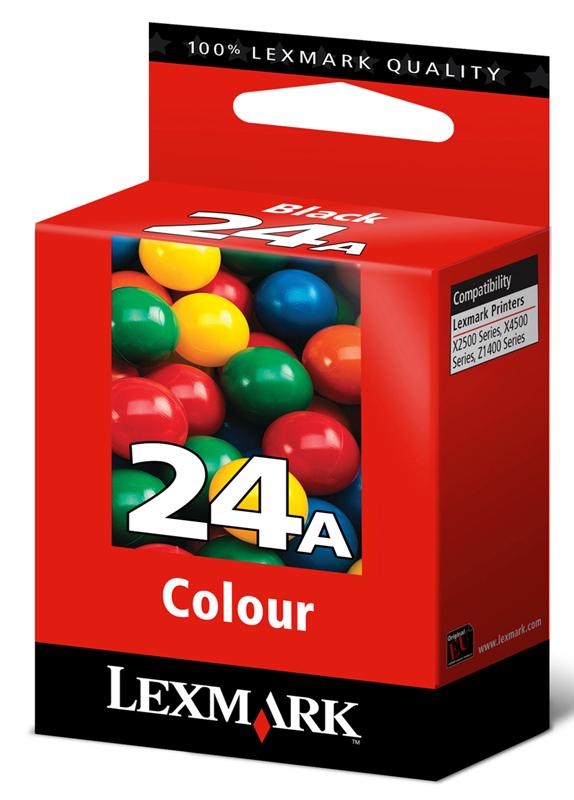 Lexmark 24A kleur