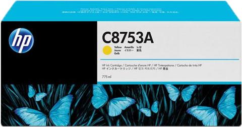 HP C8753A geel