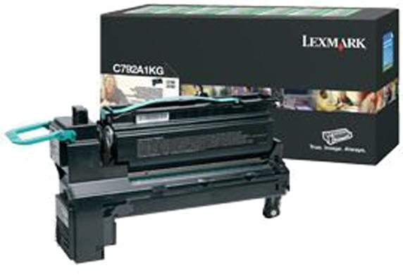 Lexmark C792 / X792 zwart