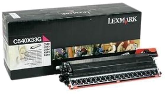 Lexmark C540X33G magenta