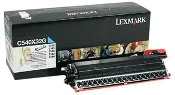 Lexmark C540X32G cyaan