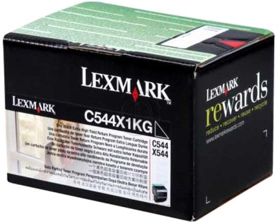 Lexmark C544X1KG zwart