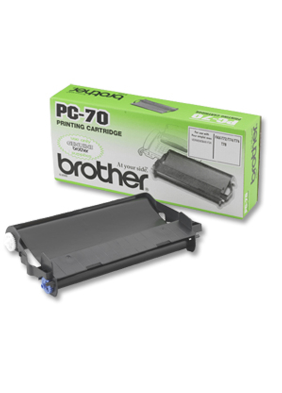Brother PC-70 zwart