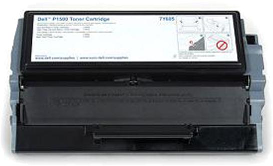 Dell 593-10007 zwart
