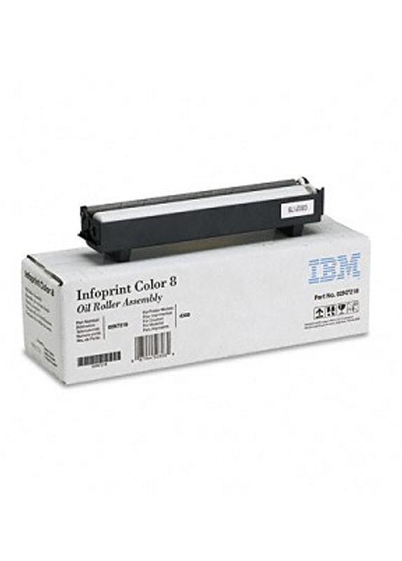 IBM 02N7218 IPC8 OIL ROLLER zwart
