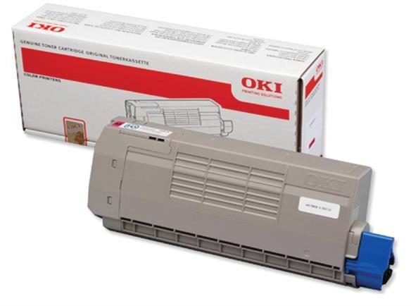 Oki C710 / C711 Toner magenta