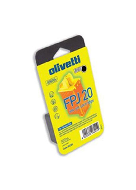 Olivetti FPJ 20(84431W) zwart