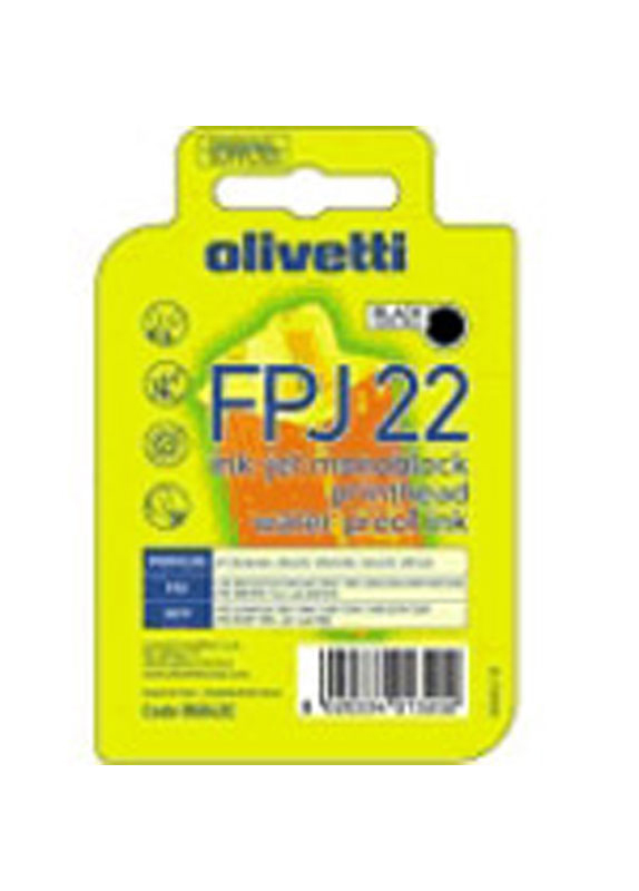 Olivetti FPJ 22 (B0042 C) zwart