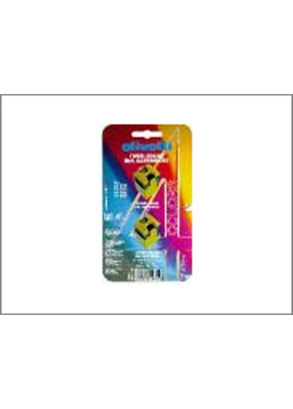 Olivetti B0045 F inktcartridge (2 stuks) kleur