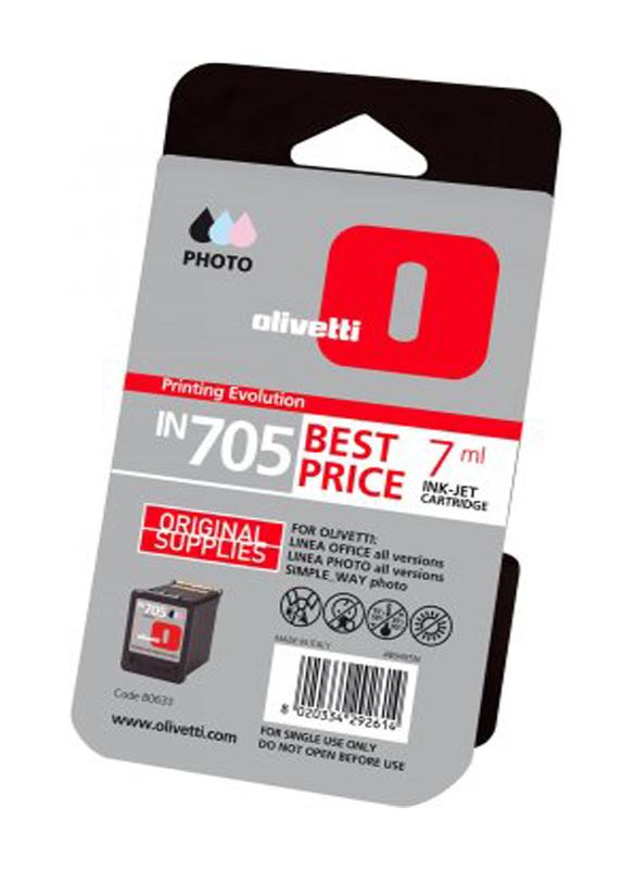 Olivetti B0633 HC foto kleur