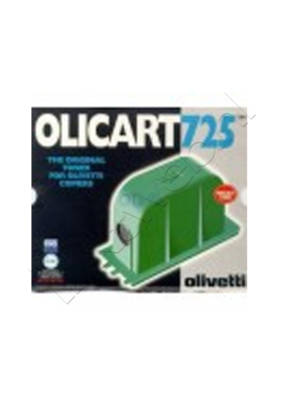 Olivetti B0095 toner 2 stuks zwart