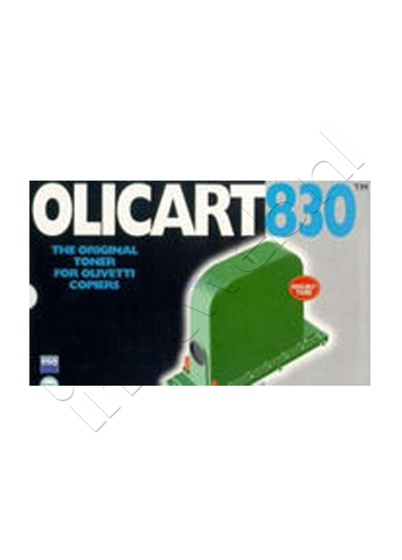Olivetti B0099 toner zwart