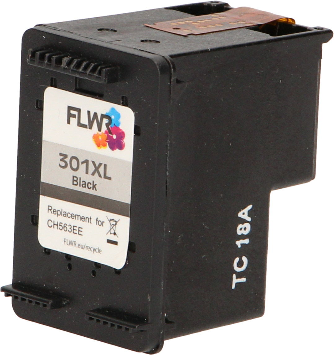 FLWR HP 301XL zwart
